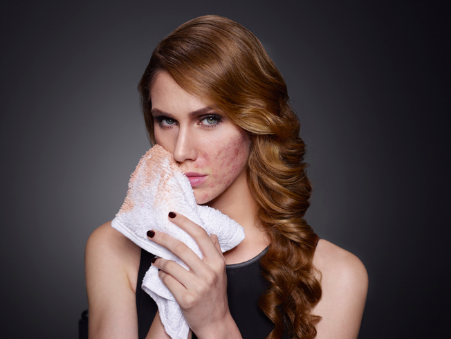 Inspirational Makeup Ads Reveal Rather Than Conceal the Women's True Selves