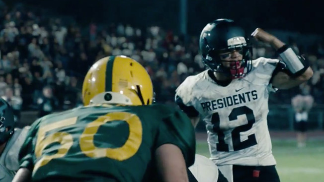 Ad of the Day: Dick's Sporting Goods Scores Again—on the Football Field