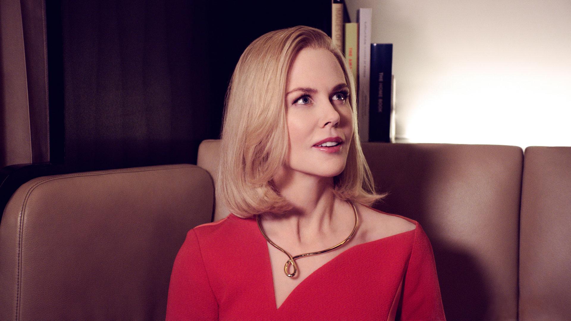 Inside Nicole Kidman's New VR Film That Shows Off a Luxurious Etihad Airways Jet