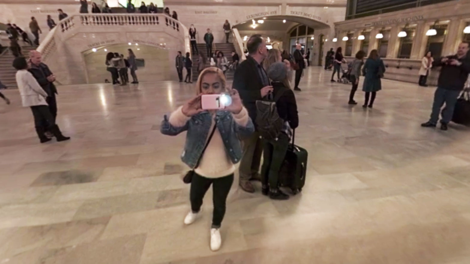 Why Facebook's Lovely New VR Film, Shot in Grand Central, Is So Unlike Most 360° Videos