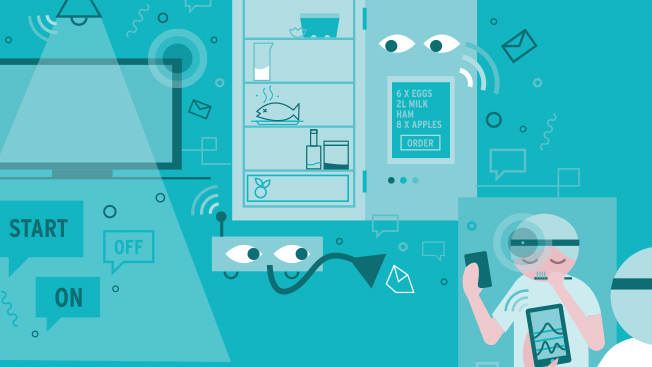 The 'Internet of Things' Heralds the Arrival of the Jetsons Age