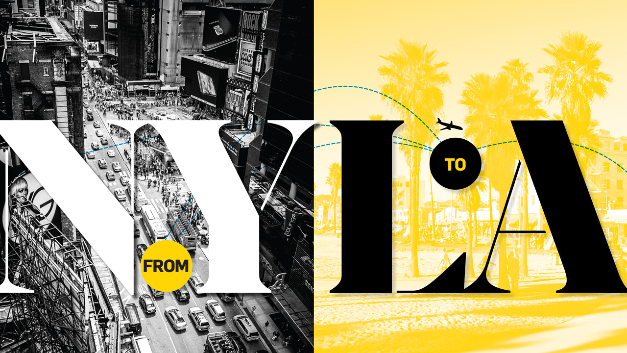 b0260528a5b How the Steady Stream of Creative Talent Moving From N.Y. to L.A. Became a  Flood