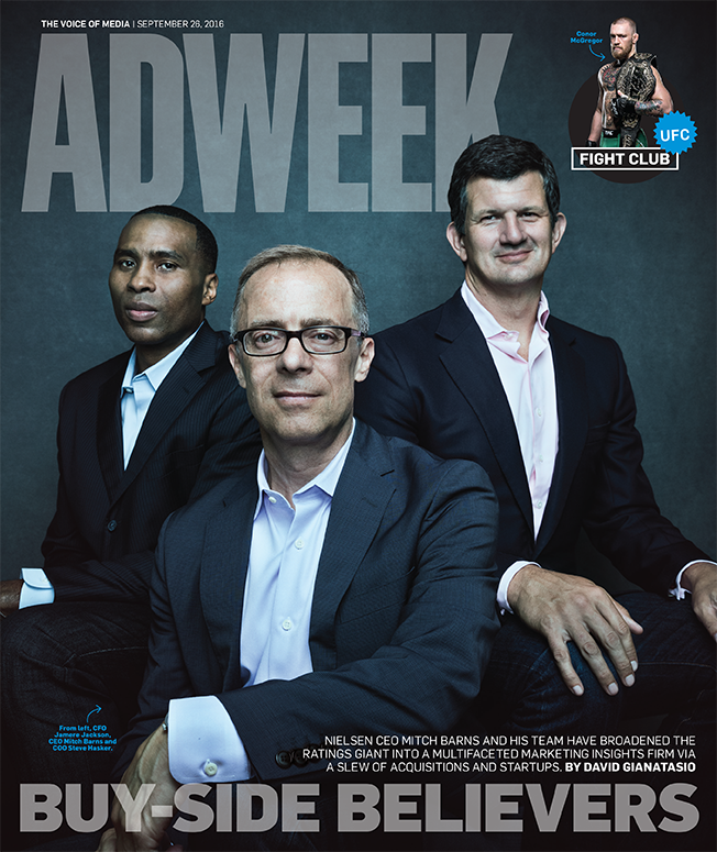 How Nielsen Is Shedding Old Perceptions, And Building New