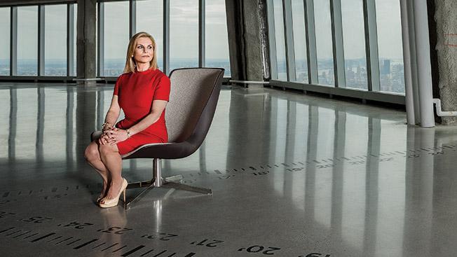 How Veteran TV Exec Dawn Ostroff Is Taking Condé Nast ...