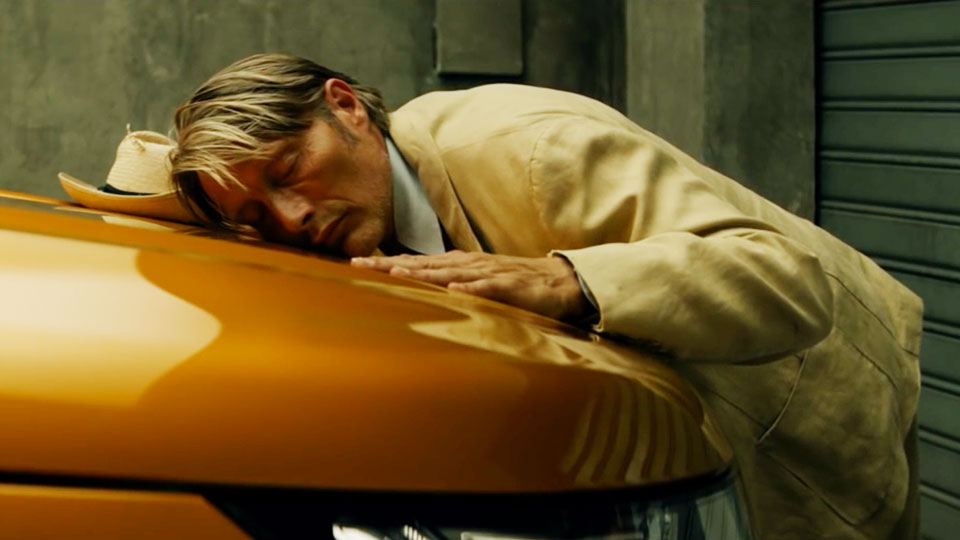 Ad of the Day: Mads Mikkelsen Is a Riveting, Bizarre Hitman