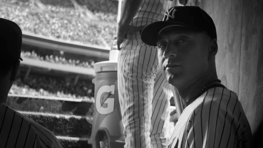 3097af37c5f282 Ad of the Day  Gatorade s Epic Farewell to Derek Jeter Will Be Tough to Beat