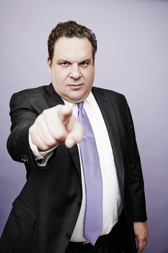 Quit Your Job: Why The Goldbergs' Jeff Garlin Quit Twitter, And What's