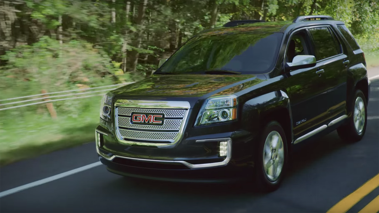 General Motors Launches A Creative Agency Review For Gmc Brand Adweek