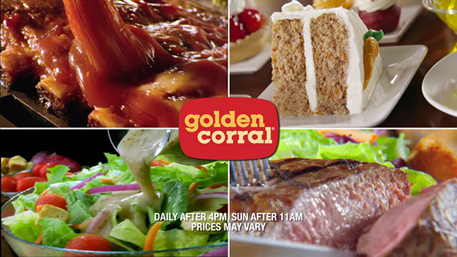 another casual restaurant needs creative help this time it s golden