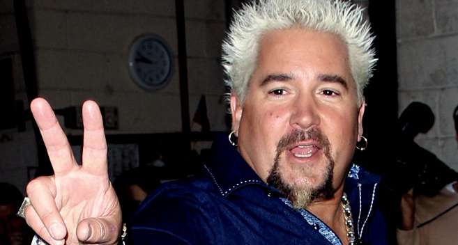 Food network fieri is staying adweek the channel dropped the company behind diners drive ins and dives forumfinder Images