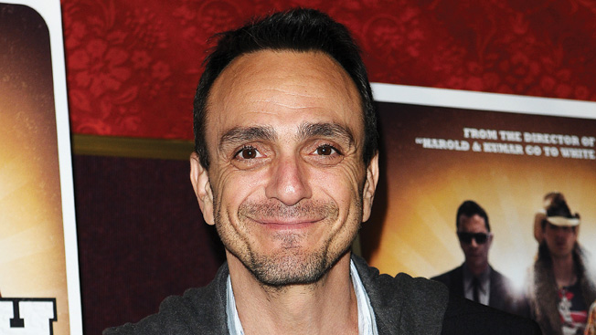 The Simpsons' Hank Azaria