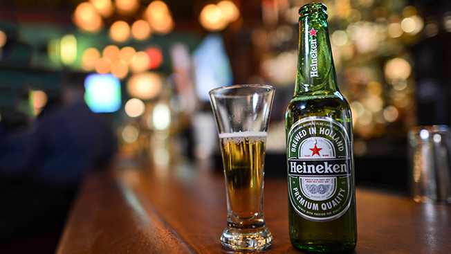 Heineken Is Cannes' Marketer of the Year
