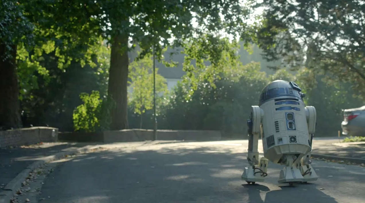 Ad of the Day: HP Vows to 'Keep Reinventing' in Fun Series of Star Wars Ads