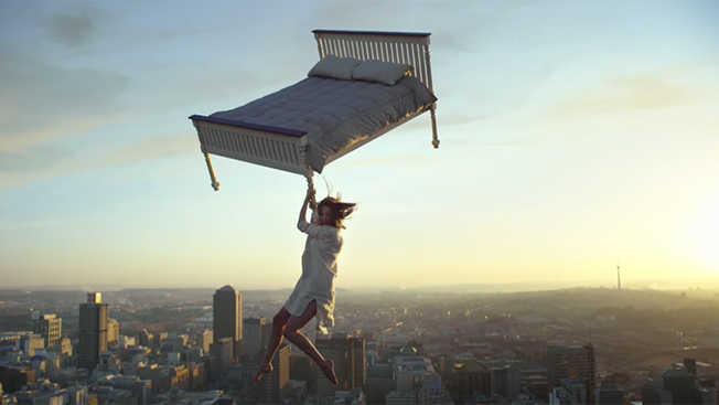 Ad of the Day: Ikea Drifts Between Dream and Nightmare in a Lofty Ode to Sleep