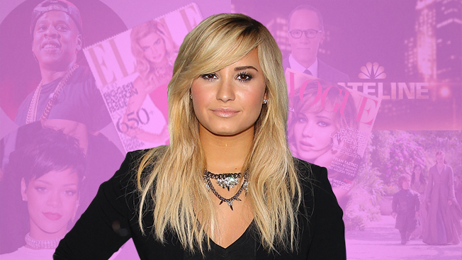 X Factor's Demi Lovato Has a Passion for the Paranormal