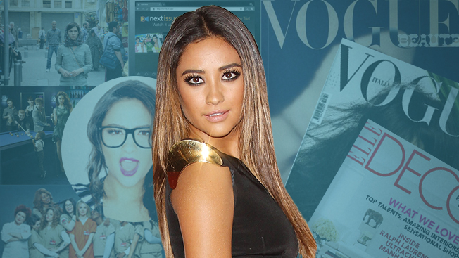 Pretty Little Liars Star Shay Mitchell Leads a Double Life