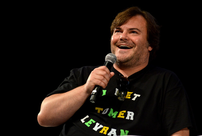 How Jack Black Finds the Funny in Web Video