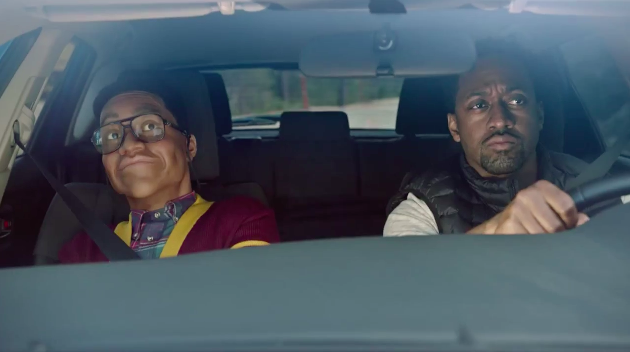 Ad of the Day: James Franco, Jaleel White Star in Droga5's Wonderfully Weird Scion Spots