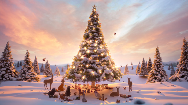 Ad of the Day: John Lewis Unveils Its Latest Christmas Spectacular ...