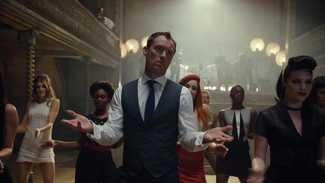 Jude Law, Uma Thurman Appear in New Branded Short Films