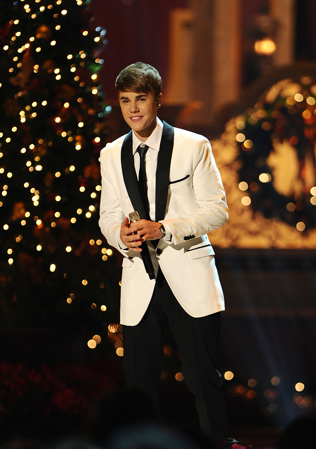 How Justin Bieber Booted Bing Crosby Off Retail Stores\' Christmas ...
