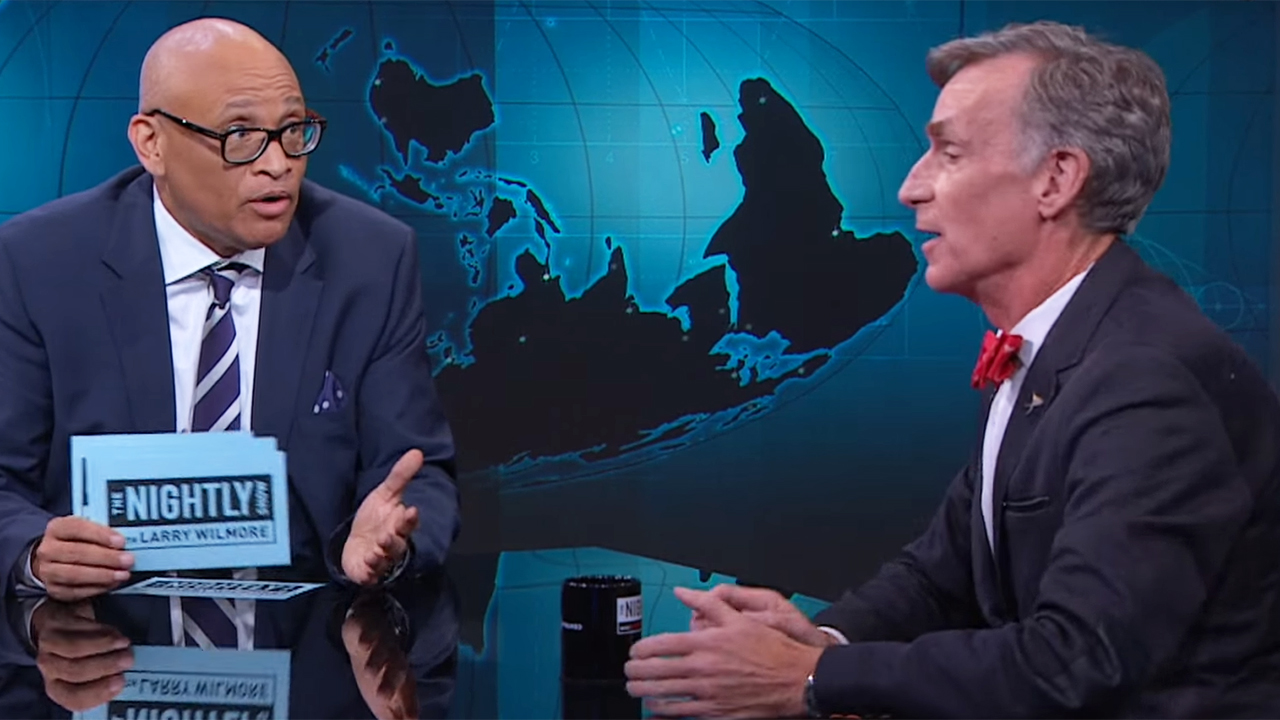 Larry Wilmore's Ratings Are 55% Lower Than The Colbert Report, and This Clip May Prove Why