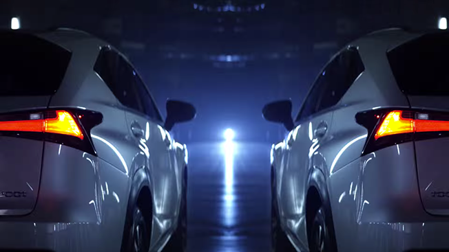 Lexus Super Bowl Ad Boosted Kelley Blue Book Searches For One Car