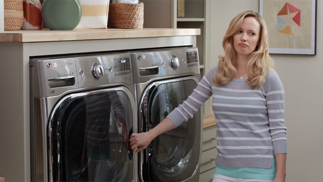 Ad of the Day: Mom's Inner Voice Is Funny, Dark and Full of Regrets in LG Campaign