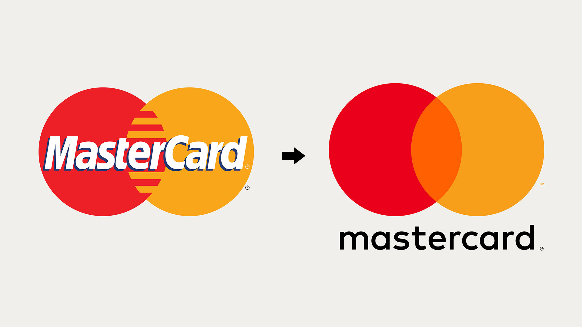 Mastercard Explains Its New Logo Both Whats New And What Isnt