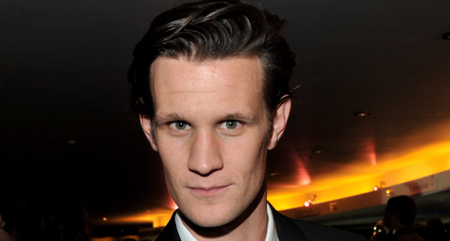 Doctor Who's Matt Smith
