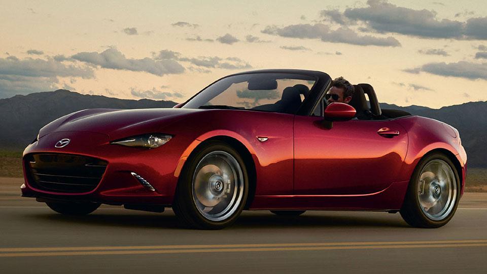 Mazda commercial narrator