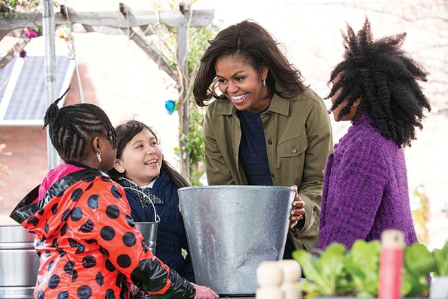 Michelle Obama: Marketing Can Make America Healthier