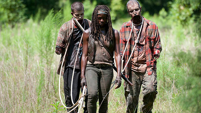 Nothing Can Stop The Walking Dead