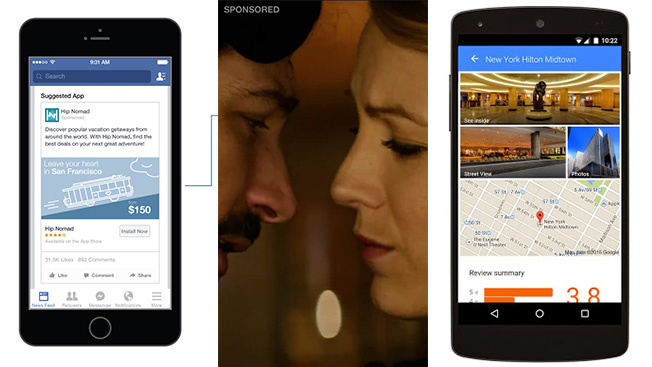 3 Must-See Mobile Ad Refreshes From Facebook, Google and Snapchat