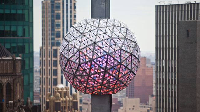 Image result for new york new year eve crystal ball