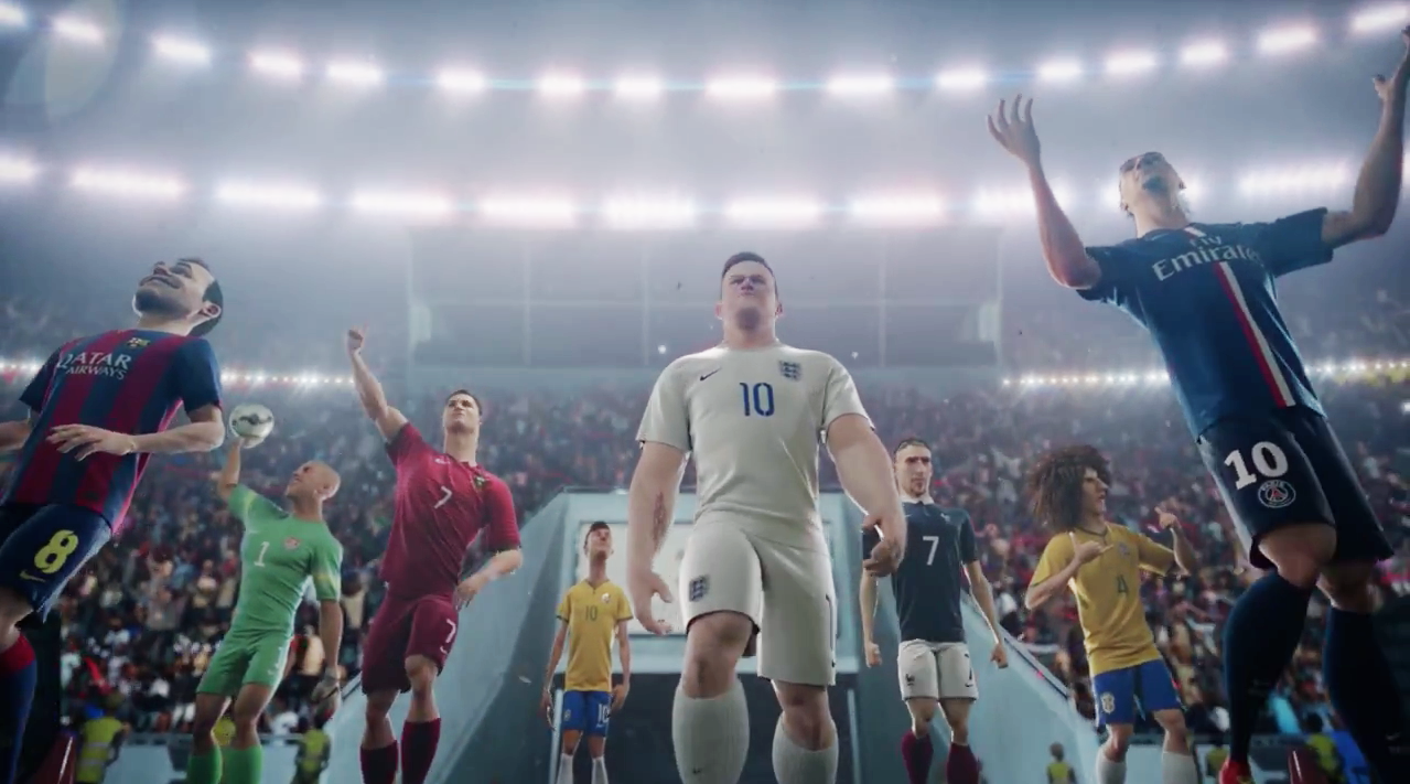 Ad of the Day: Nike's 5-Minute Animated World Cup Film Has Humans Everywhere Cheering