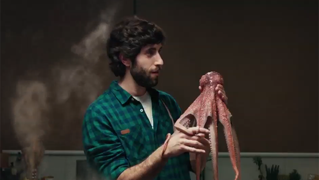 Ad of the Day: Charter Will Help You Cook a Live Octopus, Unless You're a Big Softy