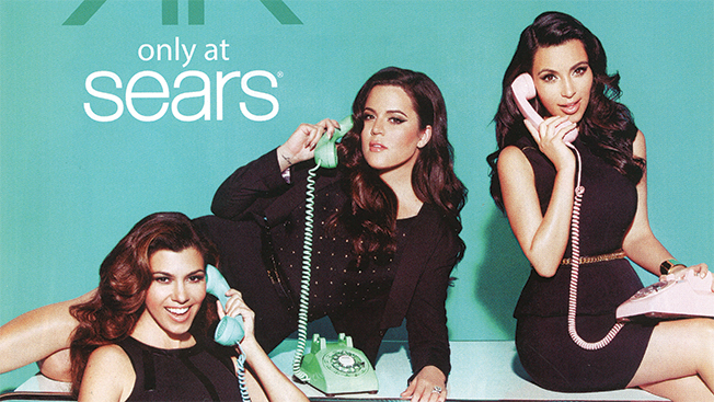 The Kardashians Can't Save Sears