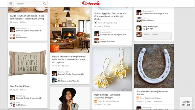 Pinterest Readies for Its Big Ad Business Rollout