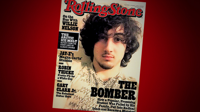 Stores Boycotting Rolling Stone's Boston Bomber Cover