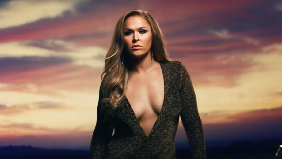 Ad Of The Day Who Needs Perfect Ronda Rousey Doesn T In