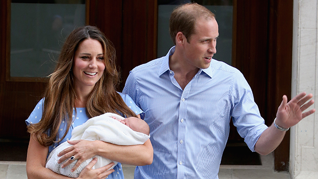 Just How Much Royal Baby News Was Consumed?