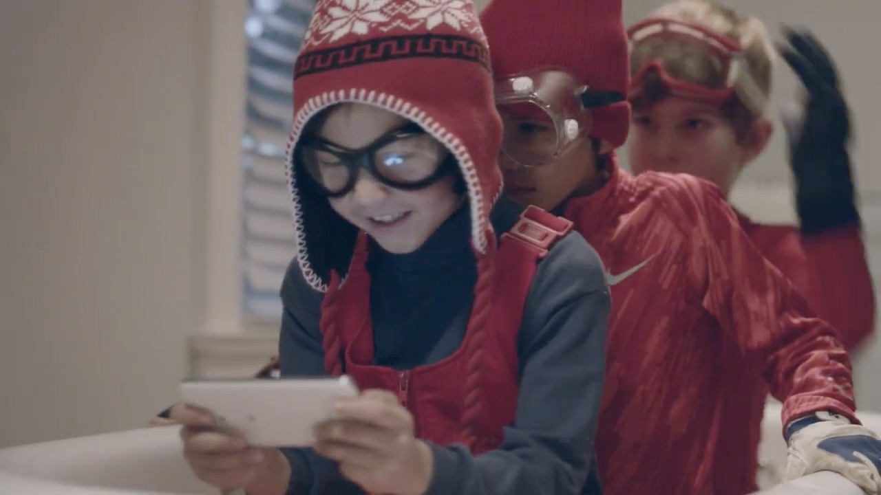 Ad of the Day: Samsung Inspires You to Stage Your Own Olympics