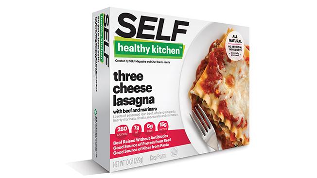 Self Launches Frozen Foods Line