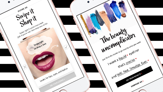 Sephora Is Driving Mobile Sales With Tinder-Like Features and ... on marriott job application, pac sun job application, officemax job application, cold stone creamery job application, bass pro shops job application, rooms to go job application, winco foods job application, love culture job application, revlon job application, tjmaxx job application, forever21 job application, ulta job application, bath & body works job application, chanel job application, urban outfitters job application, neiman marcus job application, levi's job application, whole foods job application, amazon job application, fye job application,