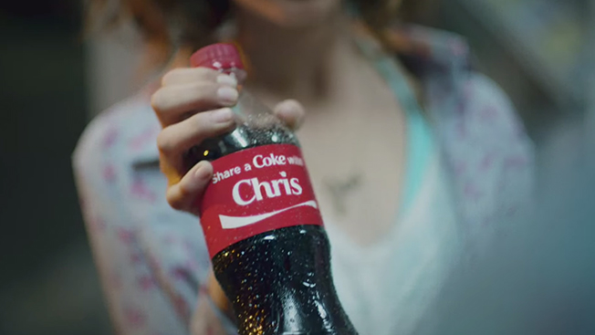 coca cola share a coke this Coca-cola is creating some online buzz down under - after doing the unprecedented and replacing the coke name on its bottles with a series of individual names the share a coke , project.