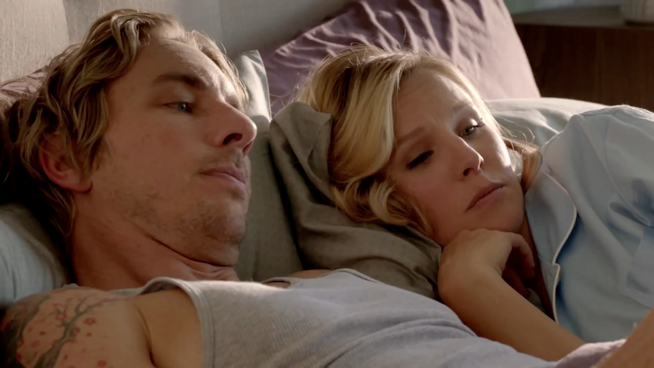 Ad Of The Day Dax Shepard And Kristen Bell Charmingly Do