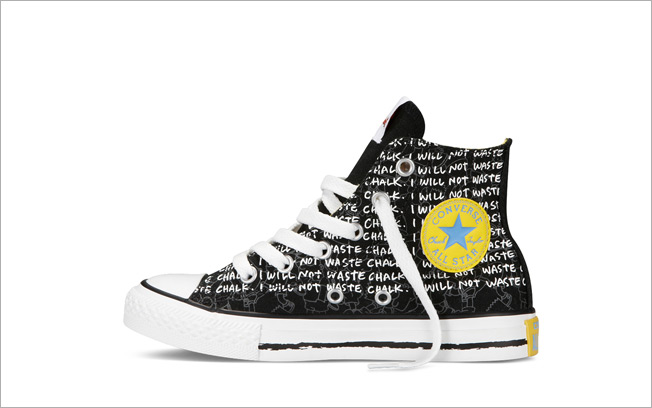 186275a878de Converse Goes to Court to Challenge Chuck Taylor Look-Alikes – Adweek