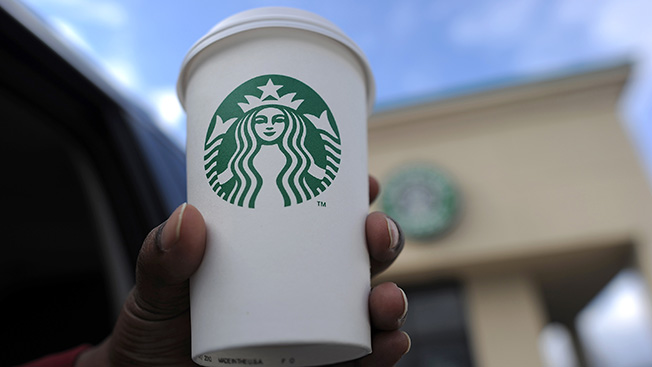 Tweeting a Starbucks Coffee Is Now a Thing