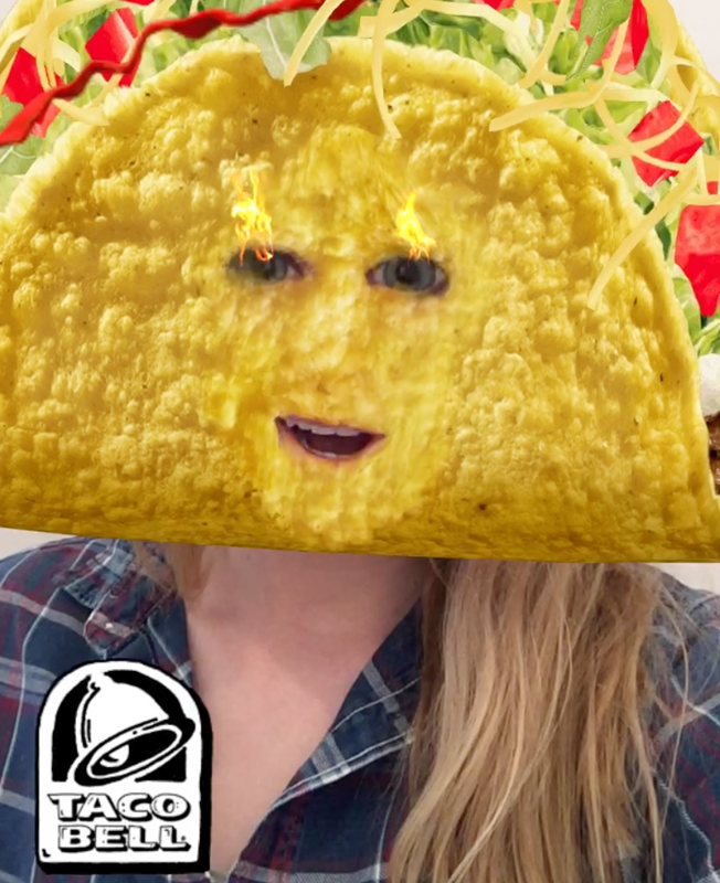 Taco Bell Hours Christmas.Taco Bell S Cinco De Mayo Snapchat Lens Was Viewed 224
